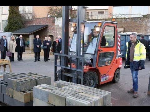 """Formation de """"technicien en transport et logistique"""" à l'IPEPS Herstal"""
