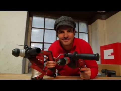 Fanwerkstatt - Schlagbohrmaschine vs. Bohrhammer