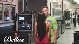 Nonton John Cena And Nikki Bella Meet Backstage After Their Breakup  Total Bellas Preview  June 3  2018 Film Subtitle Indonesia Streaming Movie Download