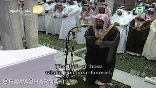 صلاة التراويح من الحرم المكي ليلة 1 رمضان 1435 للشيخ سعود الشريم وعبدالرحمن السديس كاملة مع الدعاء