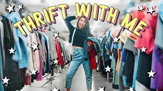 Video Come Thrift With Me! + Thrift Store Haul | JENerationDIY MP3, 3GP, MP4, WEBM, AVI, FLV Agustus 2019