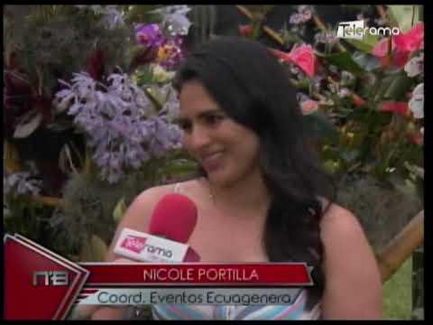 II Orquídea Fest en Guayaquil brindará asesoría completa a los asistentes