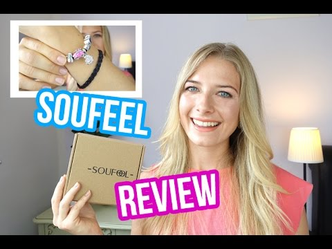 SOUFEEL Charms REVIEW Unboxing - PANDORA DUPE