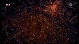 Amsterdam - New Years Eve Fireworks (2015) OFFICIAL