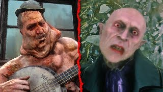 Top 10 WEIRDEST Red Dead Redemption 2 Characters (RDR2 Easter Eggs)