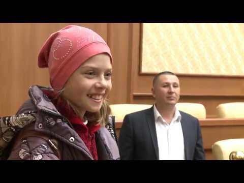 Семья Паскарь из села Суворовка получила необходимую помощь от главы государства