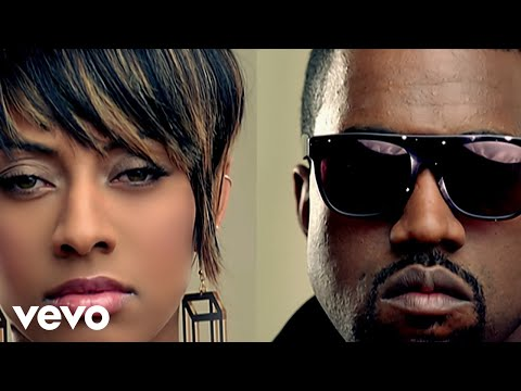 Keri Hilson feat. Kanye West, Ne-Yo - Knock You Down