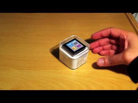 Apple iPod Nano 6th Gen (2010) Unboxing and review