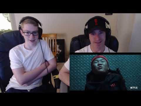 Rim of the World Official Trailer REACTION