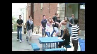 Mount Vernon (IA) United States  City new picture : Flash Mob Spotted in Mt. Vernon Iowa 2011