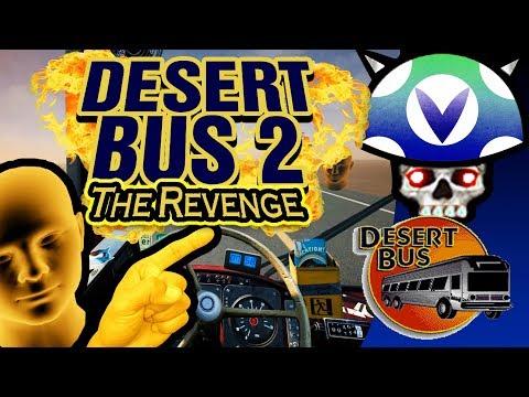 [Vinesauce] Joel - Desert Bus 2: The Revenge( Charity Incentive 2018 )