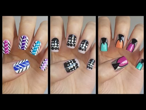 Nail - Want more nail art for beginners? Check out the official playlist! http://www.youtube.com/playlist?list=PLoGiIe4TxmPR2XBcFNHpGUInxzgc2S_I0 -Blog: http://polishandpearls.com/ -Second channel:...