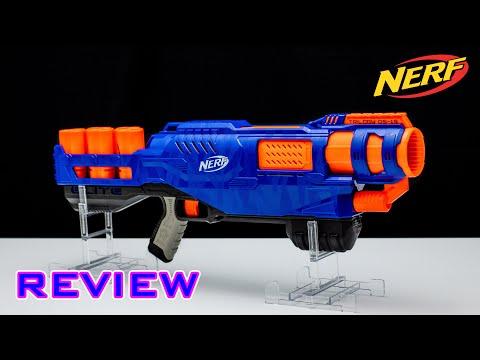 [REVIEW] Nerf Trilogy DS-15   Pump Action Shotgun!