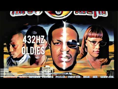 Sippin' on Some Syrup - Three 6 Mafia ft. UGK 432hz