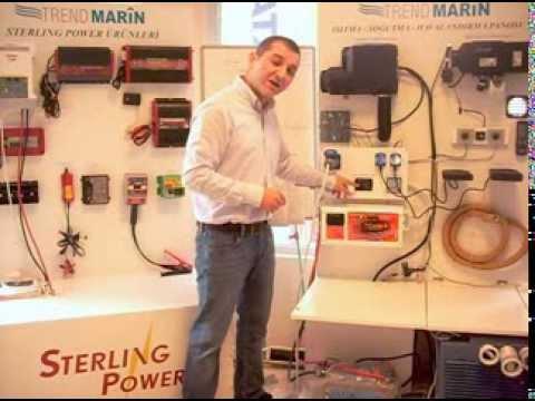 Sterling Power Pro Combi S Inverter / Charger Serisi Ürün Tanıtımı