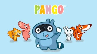Pango and friends YouTube video