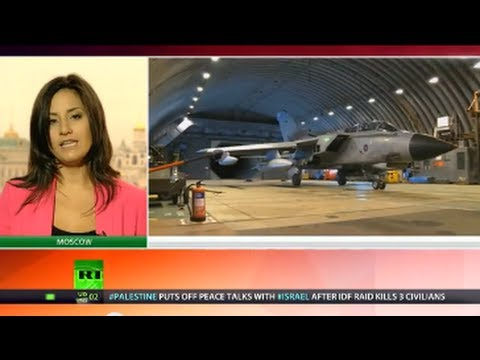 Muscle-Flexing: UK deploys warplanes in Cyprus, 100km from Syria