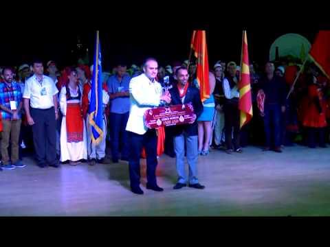 3.Uluslararası Altın Mobilya Halk Dansları Yarışması Finali