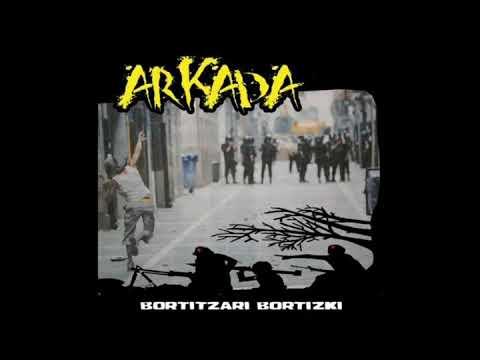 Herrisuma gorria - Arkada