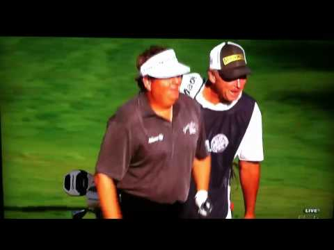 Tim Herron's greatest Golf chip - 2012 US Open