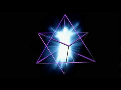 Light body and spinning star tetrahedron