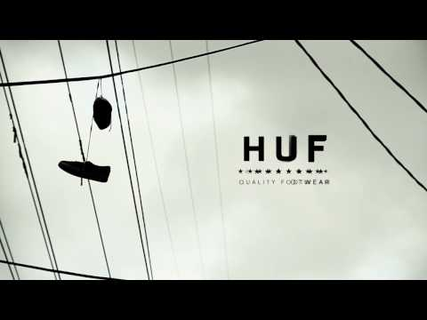 HUF Footwear Commercials 006 &#038; 007