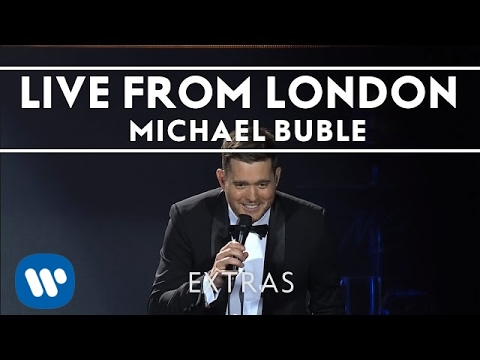 Michael Buble Live From London's 02 Arena