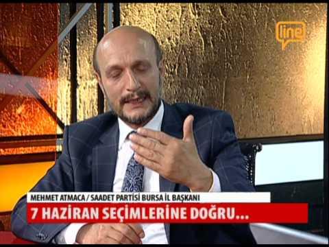 Ana Haber Konuğumuz Mehmet Atmaca (Saadet Partisi)   20 Mayıs 2015