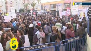 Ethiopian Jews Blame Israeli Racism For Discrimination And Price Tag Graffiti In Kiryat Malakhi