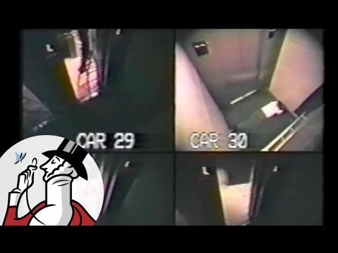 Trapped in an elevator for 41 hours while being taped by a security camera