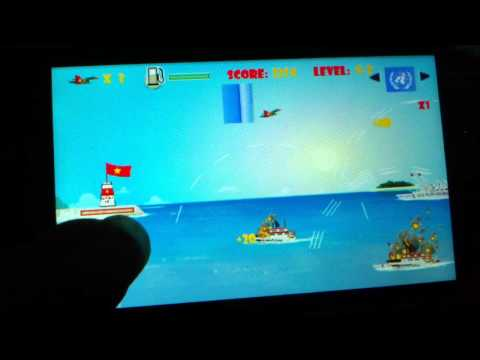 Video of Spratly defence Pro