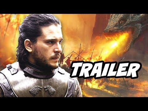 Game Of Thrones Season 8 Release Date Trailer Easter Eggs and Winds of Winter