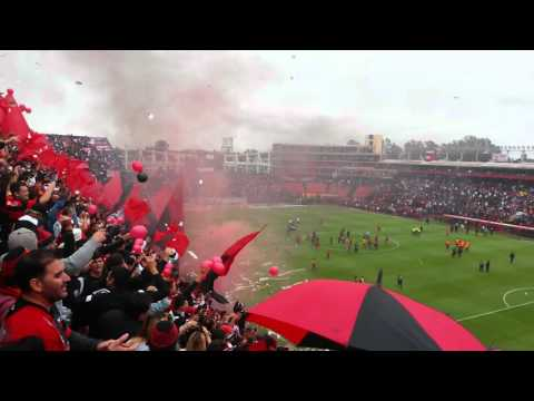 RECIBIMIENTO Colon vs Union 19/03/16 - Los de Siempre - Colón