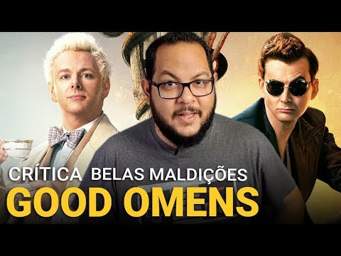 GOOD OMENS (Belas Maldições, Prime Video, 2019) | Crítica