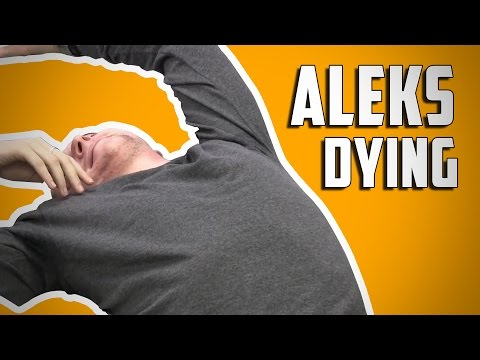 ALEKS DYING • A Cow Chop Compilation