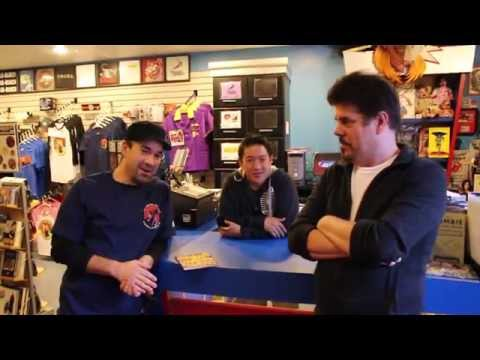 Comic Book Men - Clerk For A Day