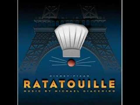 Le Festin - Camille (Ratatouille Soundtrack)