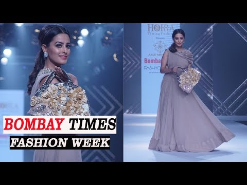 Anita Hassanandani & Rohit Reddy Showstopper For Designer Asif Merchant Horra At Bombay Times Fashion