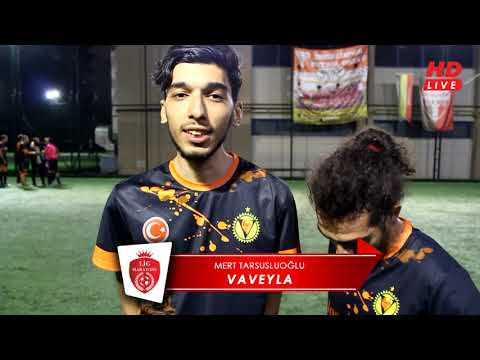 Ay Yıldız FC - Vaveyla  Vaveyla 10-4 Ay Yıldız Fc