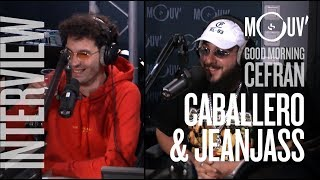 "CABALLERO & JEANJASS : ""C'était un plaisir de rencontrer le Roi Heenok"" #MORNINGCEFRAN"