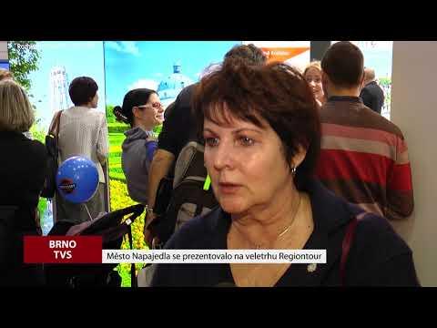 TVS: Napajedla - Regiontour