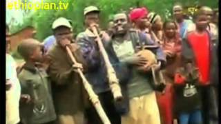 Ethiopian Music  Tigist Woyeso   Kiyada; Wolayta Music&Dance, Ethiopia