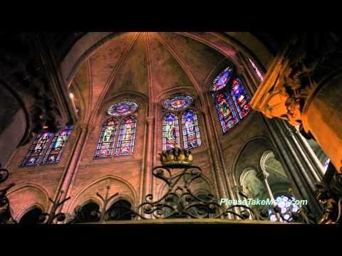 Notre Dame Cathedral - Paris, Ile de France 1080 HD