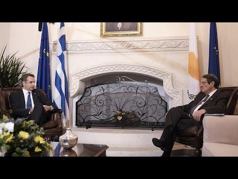 Λευκωσία: 8η Τριμερής Αιγύπτου-Ελλάδας-Κύπρου – Τι συζήτησαν Ν.Αναστασιάδης και Κ.Μητσοτάκης…