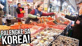 Video UKAY-UKAY AT PALENGKE SA KOREA?! (Gwangjang Market) | #KRinKorea MP3, 3GP, MP4, WEBM, AVI, FLV Februari 2019
