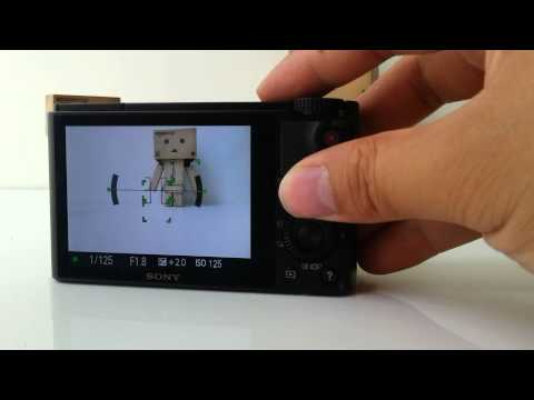 Sony RX100 AF 對焦速度示範影片