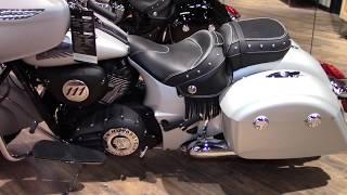 8. 2018 Indian Motorcycle CHIEF CLASSIC - New Motorcycle For Sale - Elyria, OH