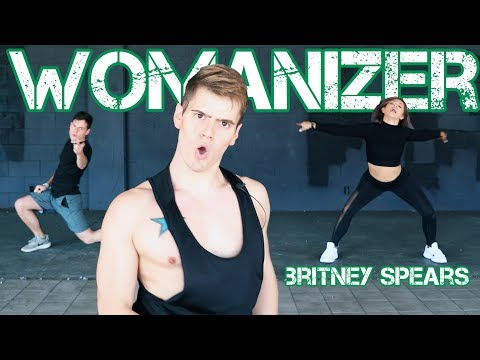 Womanizer - Britney Spears | Caleb Marshall | Dance Workout