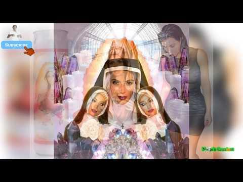 Holy Kim Kardashian Transforms to Virgin Mary in Catholic Church (Parody)