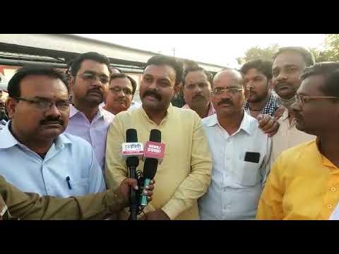 जबलपुर विजय नगर स्थित सेल्बी हॉस्पिटल में शुरू हुआ कोरोना  टीकाकरण।